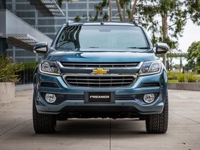 Ver foto 5 de Chevrolet Trailblazer Premier Concept 2016