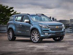 Ver foto 4 de Chevrolet Trailblazer Premier Concept 2016