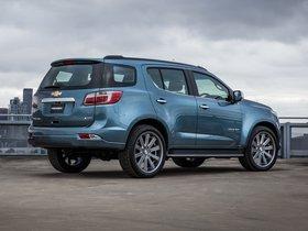 Ver foto 3 de Chevrolet Trailblazer Premier Concept 2016