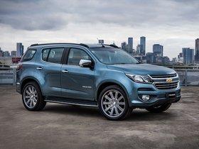 Ver foto 2 de Chevrolet Trailblazer Premier Concept 2016
