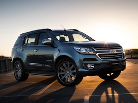 Fotos de Chevrolet Trailblazer