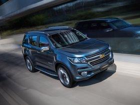 Ver foto 10 de Chevrolet Trailblazer Premier Concept 2016