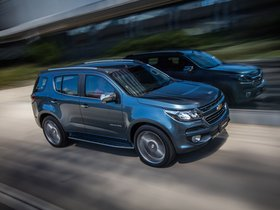 Ver foto 9 de Chevrolet Trailblazer Premier Concept 2016