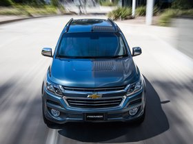 Ver foto 8 de Chevrolet Trailblazer Premier Concept 2016