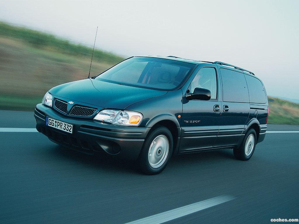 Foto 0 de Chevrolet Trans Sport 1997