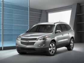 Ver foto 8 de Chevrolet Traverse 2008