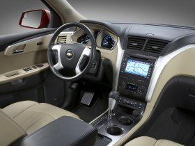 Ver foto 7 de Chevrolet Traverse 2008