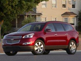 Ver foto 4 de Chevrolet Traverse 2008