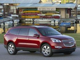 Ver foto 3 de Chevrolet Traverse 2008