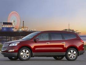 Ver foto 2 de Chevrolet Traverse 2008