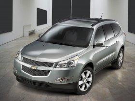 Ver foto 10 de Chevrolet Traverse 2008