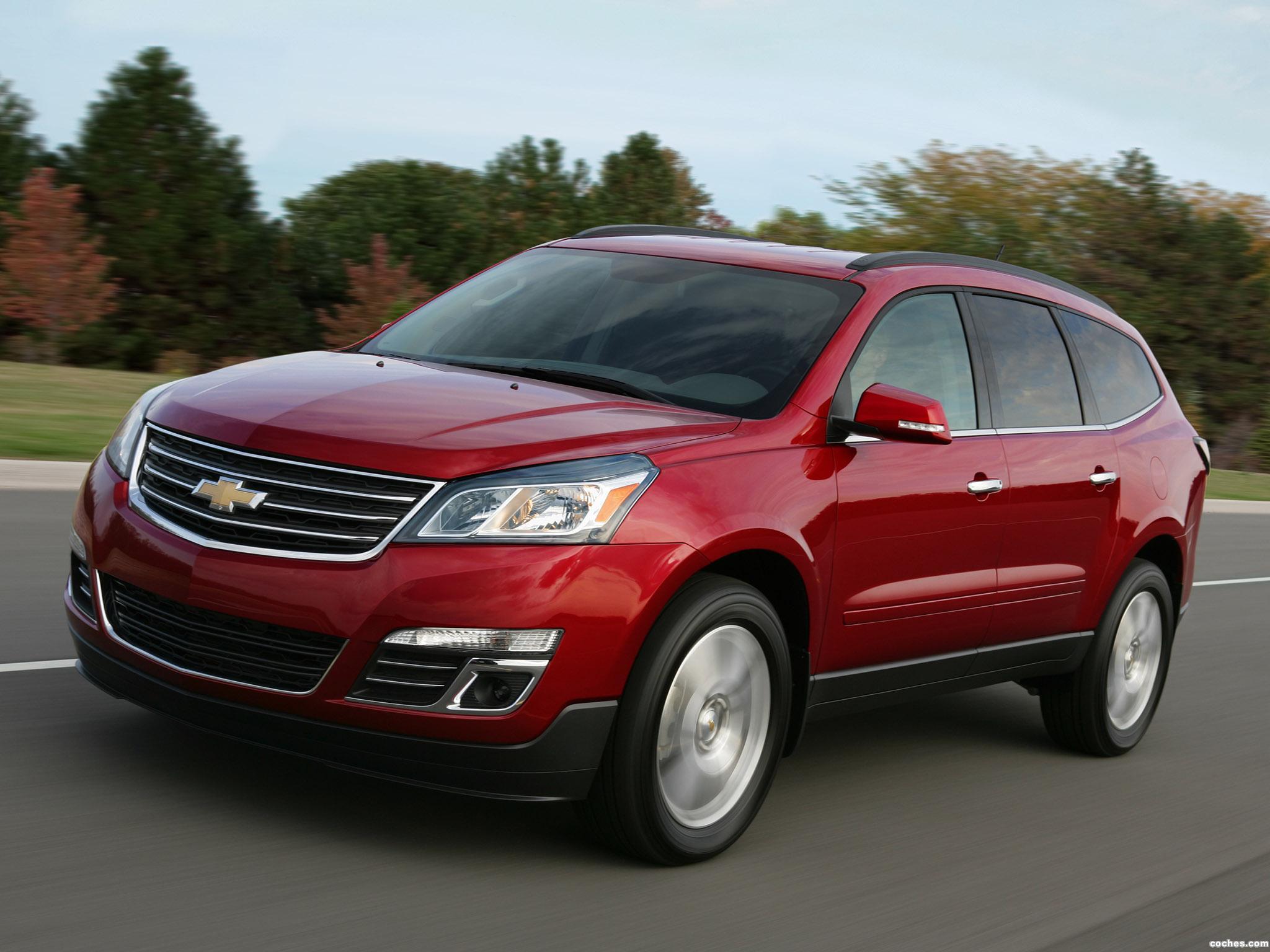 Foto 0 de Chevrolet Traverse Crossover 2012