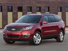 Ver foto 3 de Chevrolet Traverse Crossover 2012