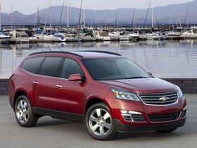 Ver foto 2 de Chevrolet Traverse Crossover 2012
