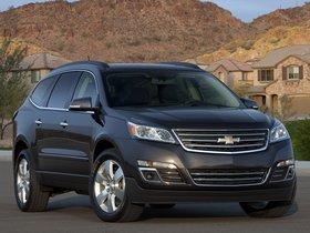 Ver foto 7 de Chevrolet Traverse Crossover 2012