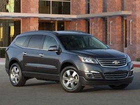 Ver foto 6 de Chevrolet Traverse Crossover 2012