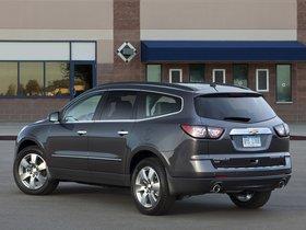 Ver foto 5 de Chevrolet Traverse Crossover 2012