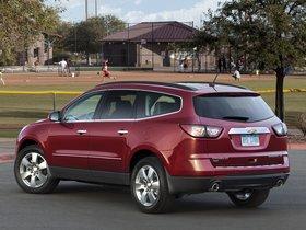 Ver foto 4 de Chevrolet Traverse Crossover 2012