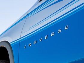 Ver foto 4 de Chevrolet Traverse SUP Concept  2017