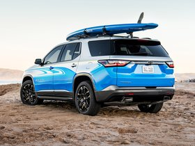 Ver foto 2 de Chevrolet Traverse SUP Concept  2017