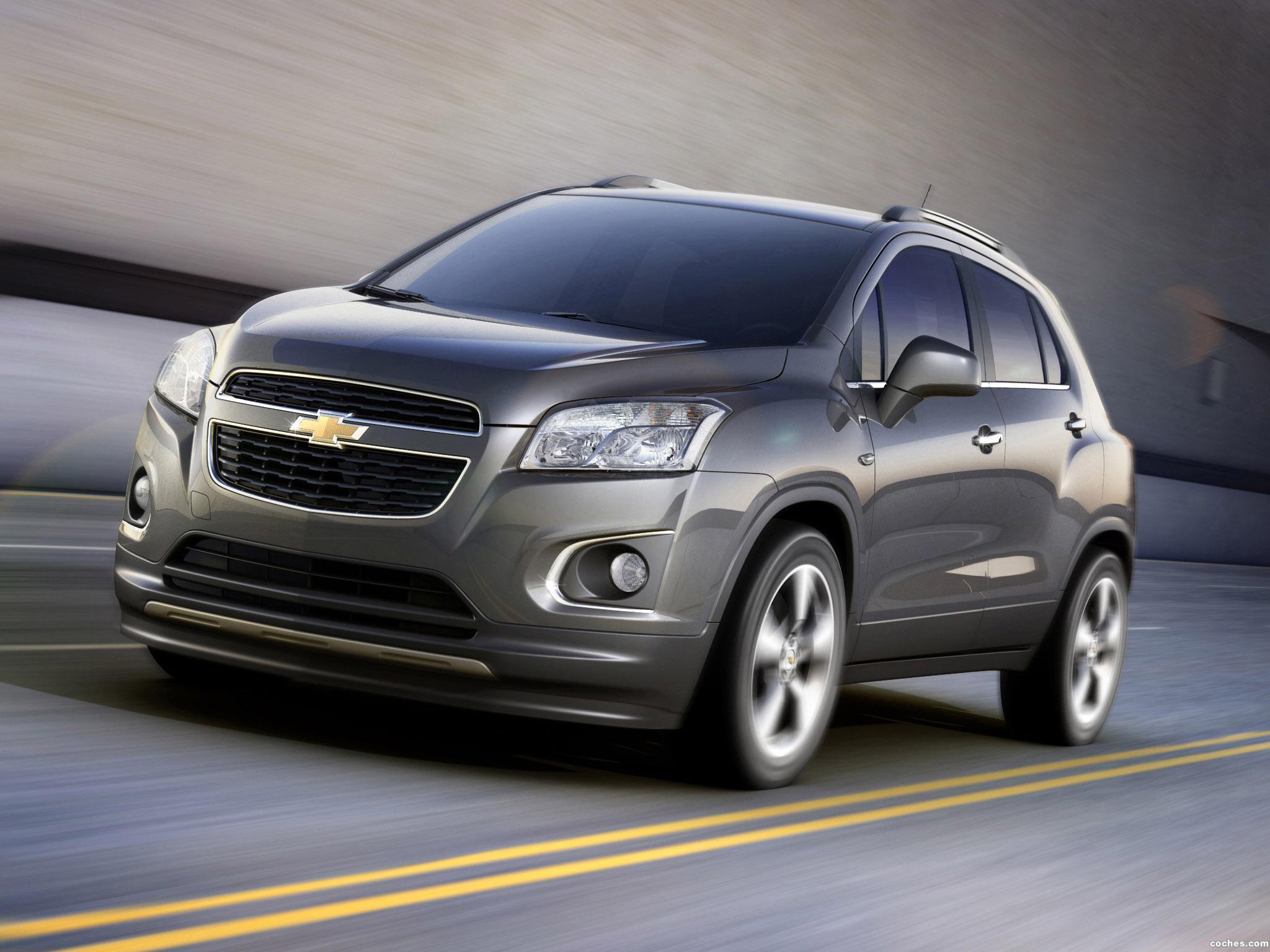 Foto 0 de Chevrolet Trax 2012