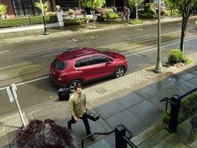 Ver foto 5 de Chevrolet Trax 2012