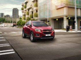 Ver foto 4 de Chevrolet Trax 2012