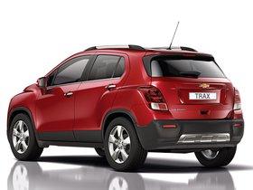 Ver foto 3 de Chevrolet Trax 2012
