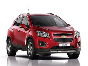 Ver foto 2 de Chevrolet Trax 2012