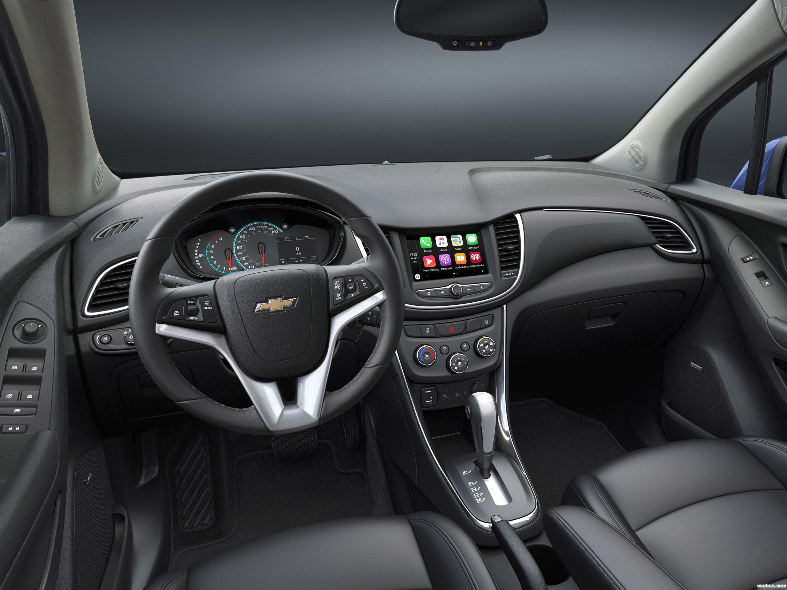 Foto 3 de Chevrolet Trax 2016
