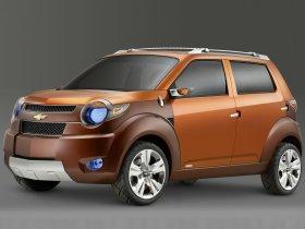Ver foto 6 de Chevrolet Trax Concept 2007