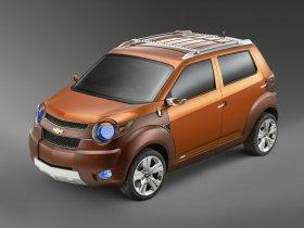 Ver foto 5 de Chevrolet Trax Concept 2007