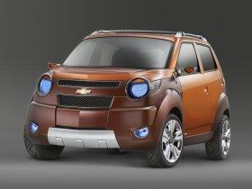 Ver foto 4 de Chevrolet Trax Concept 2007