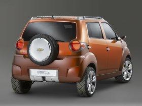 Ver foto 2 de Chevrolet Trax Concept 2007
