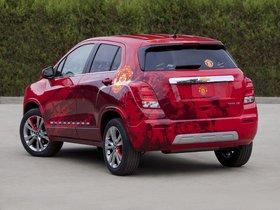 Ver foto 3 de Chevrolet Trax Manchester United 2012