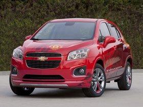 Fotos de Chevrolet Trax