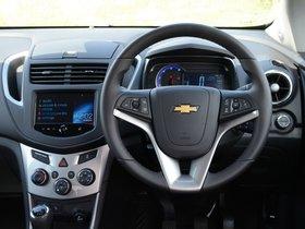Ver foto 11 de Chevrolet Trax UK 2013