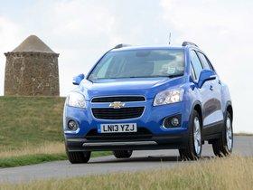 Ver foto 2 de Chevrolet Trax UK 2013