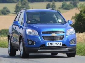 Ver foto 1 de Chevrolet Trax UK 2013