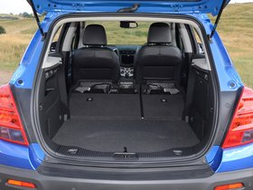Ver foto 10 de Chevrolet Trax UK 2013