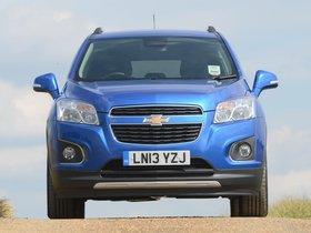 Ver foto 5 de Chevrolet Trax UK 2013