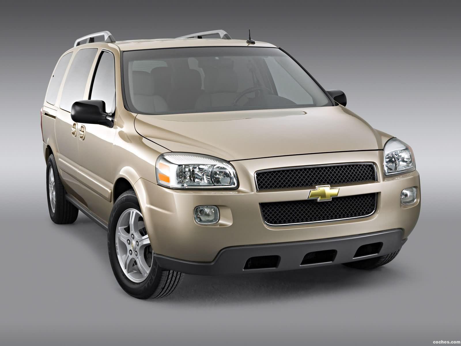 Foto 0 de Chevrolet Uplander 2005