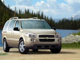 Ver foto 5 de Chevrolet Uplander 2005
