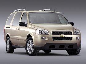 Ver foto 3 de Chevrolet Uplander 2005