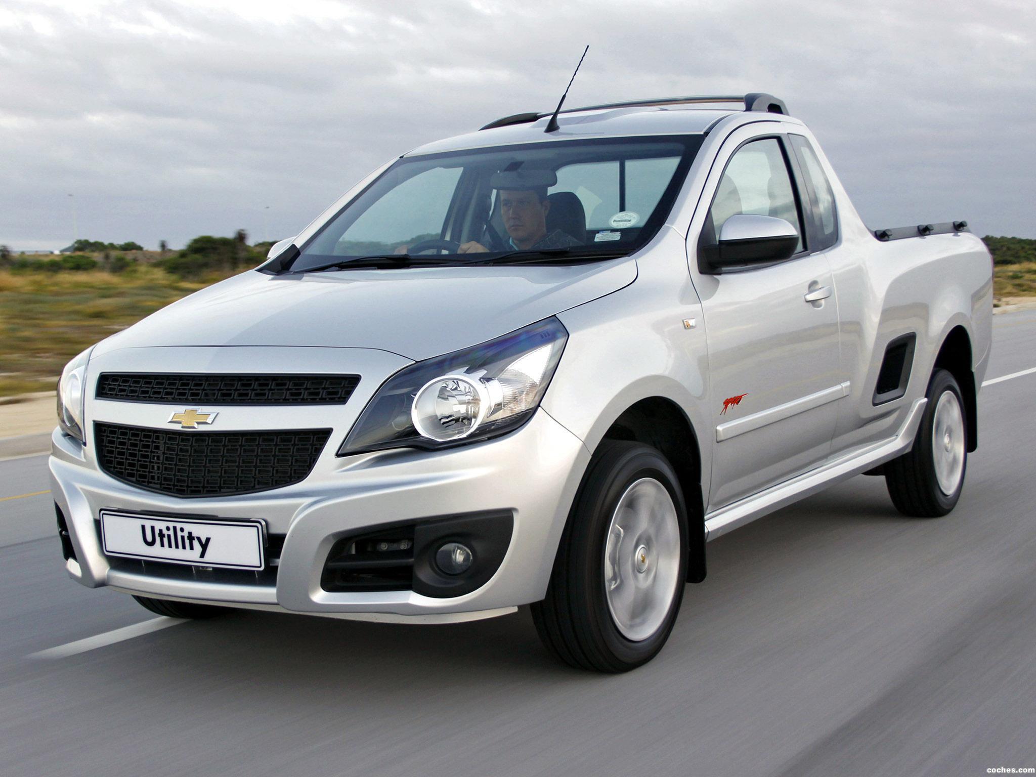 Foto 0 de Chevrolet Utility Sport 2011