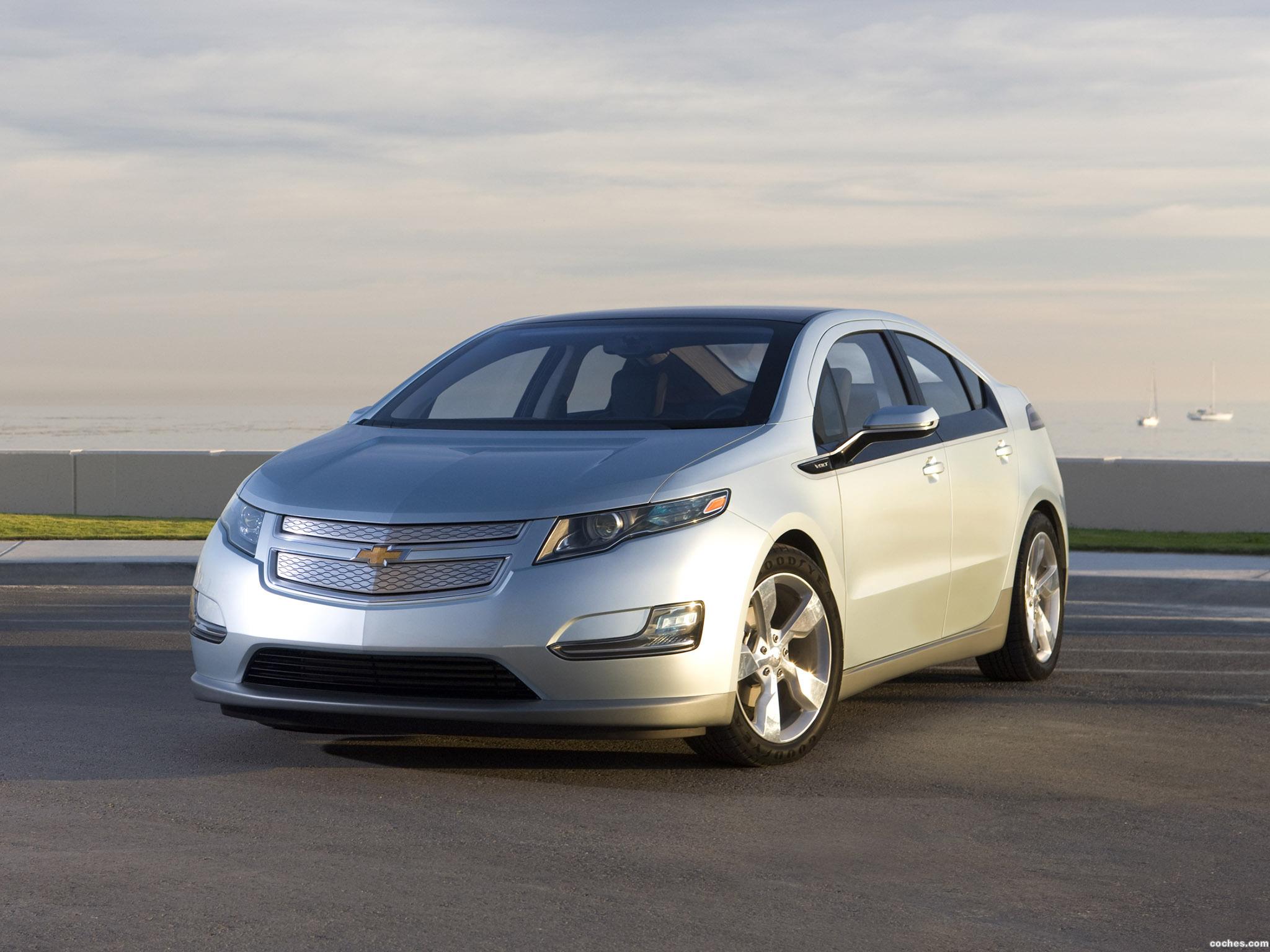 Foto 0 de Chevrolet Volt 2011