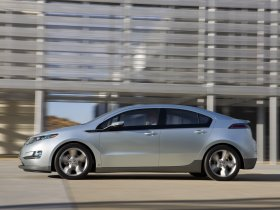 Ver foto 7 de Chevrolet Volt 2011