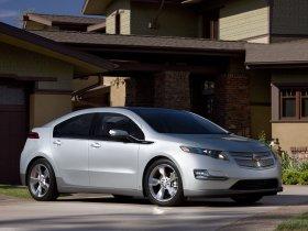 Ver foto 4 de Chevrolet Volt 2011