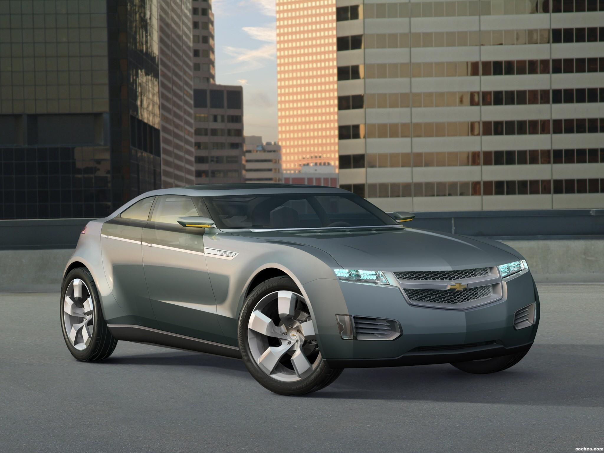 Foto 0 de Chevrolet Volt Concept 2007