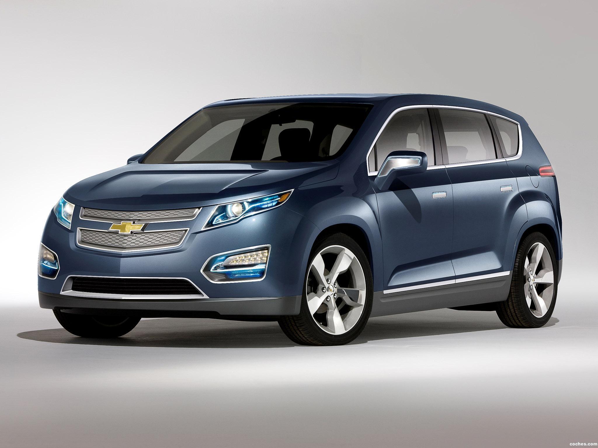Foto 0 de Chevrolet Volt MPV5 Concept 2010